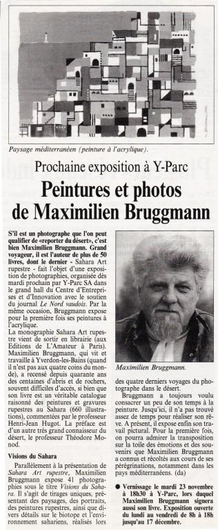 19991100 Bruggmann Yverdon Expo [Largeur max. 1024 Hauteur max. 768]