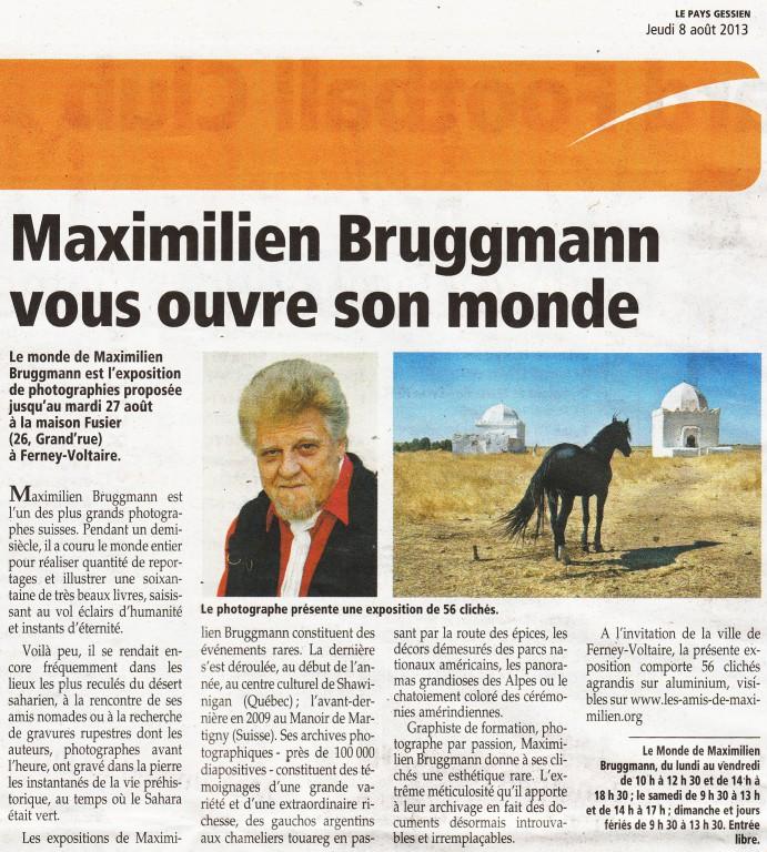 20130808 Ferney Expo Bruggmann PG [Largeur max. 1024 Hauteur max. 768]